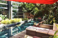 Marseille : Loft tropical avec piscine