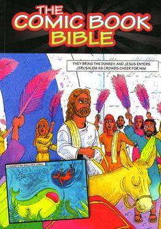 the comic strip bible