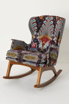 Finn Rocker - #Anthrofave >> Love this chair!