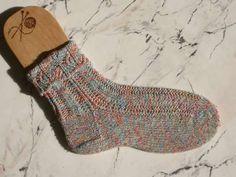 Socken mit Umstülprand