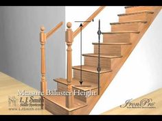 Best How To Install Iron Balusters Make A Jig To Drill A Hole 400 x 300