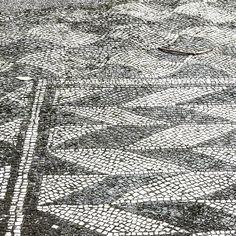 #idesofmarch #romanmosaic #flooring ##rome
