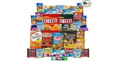 Enter to Win a Cookies Chips & Candies Variety Pack - Ends December 27th at Midnight