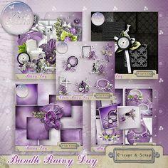 Rainy Day Bundle (PU/S4H) by Bee Creation