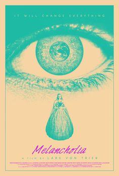 Melancholia poster by ~drMIERZWIAK