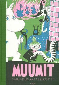 €23,90 Muumit - sarjakuvaklassikot 2 (Sidottu)  Tove Jansson