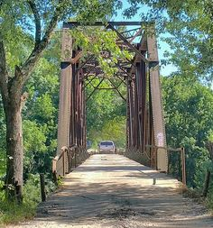 Shirley Railroad Bridge