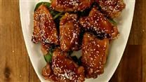 easy teriyaki chicken - serve with brown rice and steamed broccoli