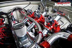 HR-Holden -engine -detail -4 Holden Muscle Cars, Holden Australia, Performance Engines, Engine Types, Drag Cars, Dream Garage, Car Stuff, Cool Cars, Babe