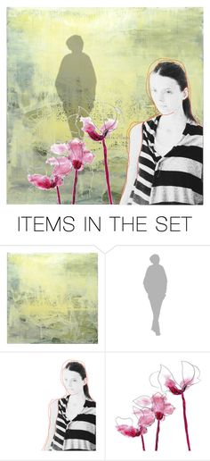 """Love is like.."" by harry-bae ❤ liked on Polyvore featuring art"