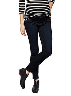 Paige Denim Under Belly Skinny Ankle Maternity Jeans *** Check this awesome product by going to the link at the image. (This is an affiliate link and I receive a commission for the sales) Maternity Jeans, Paige Denim, Image Link, Ankle, Skinny, Amazon, Awesome, Check, Pants