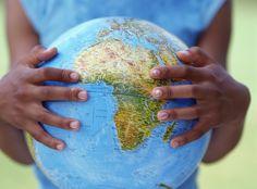 Travel the world through music - children's music from around the world - Alldonemonkey.com