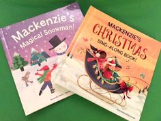 Personalized Children's Books by I SEE ME for Holiday Gift Giving #sponsored review