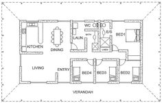 Countrywise - 4 Bed, 2 Bath, 1,550 sq. ft., 1 storey - Notes: only showers, no bathtub