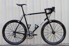 Gellie Custom - Handmade Steel Bicycle Frames