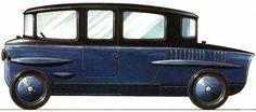1921 Rumpler