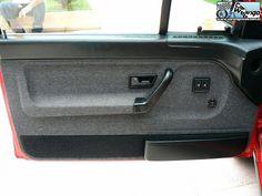 Revestimento interno da porta do Volkswagen Gol 1.8 GTS
