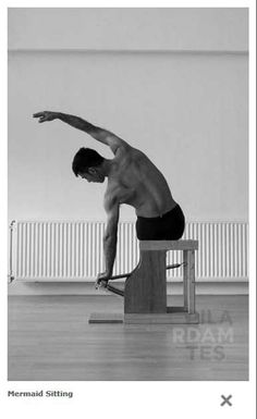 Nothing sexier than a strong man doing Pilates. http://www.centroreservas.com/