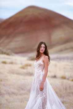The Perfect Wedding Dress For The Bride Capricorn by Willowby Sheath Wedding Gown, Wedding Gowns With Sleeves, V Neck Wedding Dress, Backless Wedding, Long Sleeve Wedding, Perfect Wedding Dress, Boho Wedding Dress, Wedding Dresses, Tulle Wedding