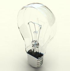 Flat Bulb - too late for the German market, we're no longer allowed for using normal light bulbs