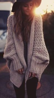 Chunky knitwear #cable #knits #warm