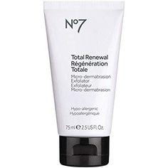 Total Renewal Micro-dermabrasion Exfoliator Best Facial Exfoliator providing micro-dermaabrasion for skin. Home Microdermabrasion, Facial, Moisturizer For Oily Skin, Toner For Face, Thing 1, Peeling, Even Skin Tone, Best Face Products, Beauty Products