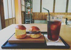 "Instaウケは間違いなし。京都knot cafeの""出し巻きサンド""を口いっぱいにほお張りたい! | by.S"