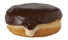 bavarian cream donuts - favorite!