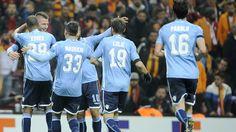 Stærk kamp af Lazio