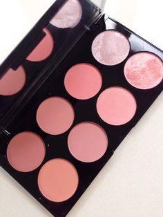 Makeup Revolution ULTRA Blush & Contour Palettes - BritishBeautyBlogger