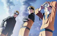 Naruto through ages😍 Naruto Uzumaki, Anime Naruto, Madara Uchiha, Naruhina, Naruto Sasuke Sakura, Kakashi, Uzumaki Family, Otaku, Naruto Series