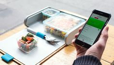 Prepd have created a smart and beautiful lunchbox, which they've paired with an intuitive food prep app that ensures zero wastage and sub-zero hassle.