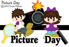 Tricia Moore Paper Piecings | Picture Day | Paper Piecing Pattern for Scrapbooking | Pinterest