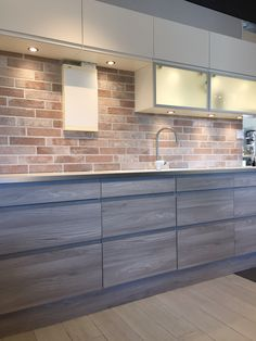18 best brick backsplash images in 2019 backsplash kitchen rh pinterest com