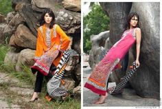 Lakhany Eid Collection 2013 for Women by LSM Fabrics 014