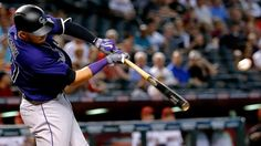 Trevor Story sets 2nd MLB record in 1st week of career
