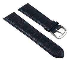 £29.95. Nevada Replacement Band Manufaktur Watch Band Leather Kal... https://www.amazon.co.uk/dp/B