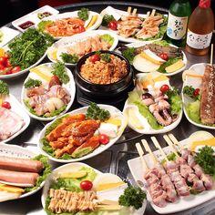 Korean BBQ party  . #krfoodie #koreanfood #koreanfoodie #koreanfoodinhk #韓食 #bbq #koreanbbq #홍콩 #홍콩맛집 #hk #hkig #hkfoodie #hkfood