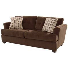 The classy Delaney Sofa Sleeper with Arms will add style to your