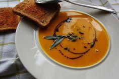 Katčina báječná kuchyně: Báječná dýňová polévka s nádechem exotiky