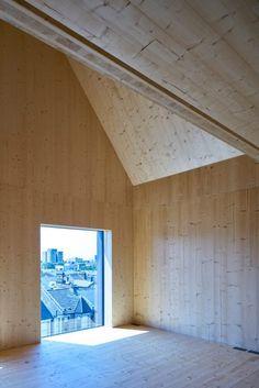 Edificio de apartamentos en Londres, Inglaterra - Amin Taha Architects - foto: Tim Soar