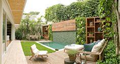 Terrace in Brazil by Gigi Botelho | Arkpad