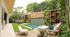 Terrace in Brazil by Gigi Botelho | Arkpad
