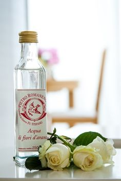 10 Ways to Use Orange Blossom Water : Perfume, Beauty, Food