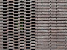 Brick Architecture, Architecture Details, Exterior Brick Veneer, Brick Face, Interior Design Games, Brick Masonry, Brick Detail, Brick In The Wall, Brick Texture