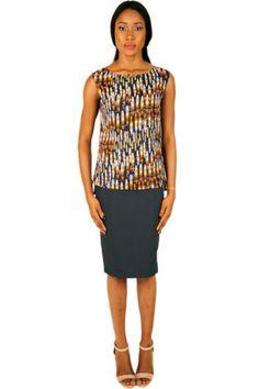 EVE AND TRIBE MIMI PURPLE FLECKS TOP #EVEANDTRIBE  #AfricanFashion #NigerianFashion #BuyNigerian   Available at http://lespacebylpm.com/