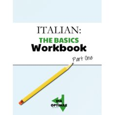 """Printable worksheets to accompany the Basic Italian lessons on Via Optimae, plus links to lessons.  Part One includes: Indefinite Articles (how to say """"a/an""""), Definite Articles—singular (how to say """"the""""), Pluralization (talking about more than one thing), and the Partitive Article (how to say """"some"""")  Updated regularly!"""