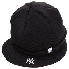 '47 Brand New York Yankees McPhee Visor Hat - Navy Blue