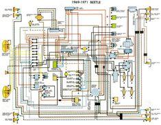 1973 Super Beetle Wiring Diagram | 1973 Super Beetle Fuse ...