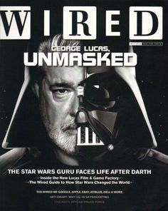 George Lucas. Wired, May 2005